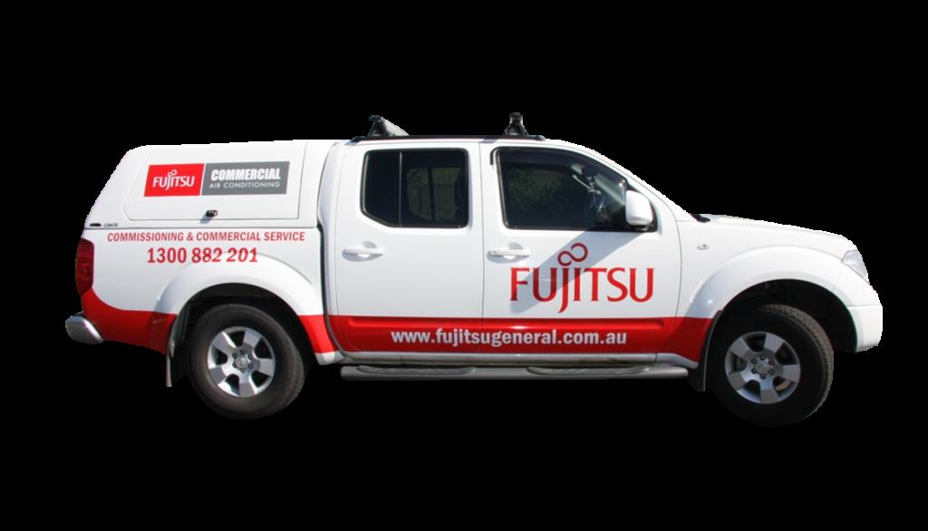 Fujitsu Assist car