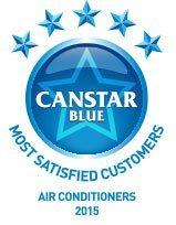 Canstar Blue Award Fujitsu General 2015