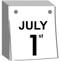 July 1 FB
